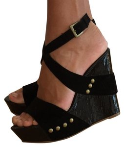 Ash Black Wedges