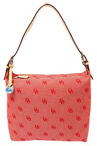 Dooney & Bourke Canvas Small Sac Shoulder Bag