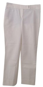 White House | Black Market Straight Pants White