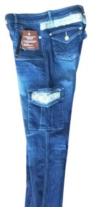 House of Deron Beyonce Dereon Studded Skinny Jeans