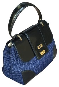 Marc Jacobs Satchel in Navy, black