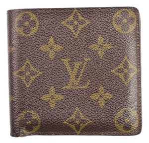 Louis Vuitton Monogram Men's Wallet 32LVA912