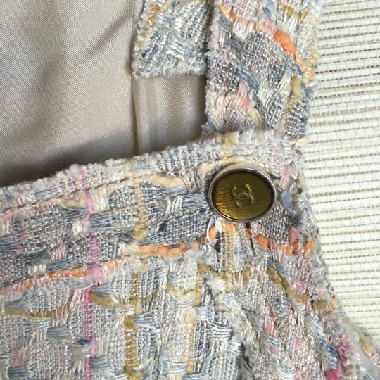 outlet Chanel Silk Tweed Dress
