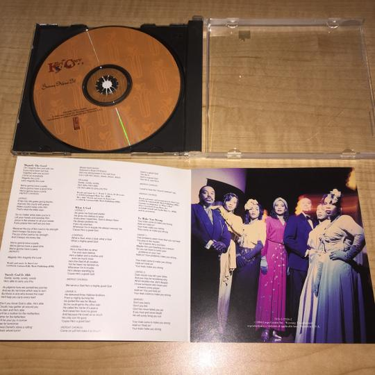 Other Gospel Greats 7- CD Set; Kurt Carr, Johnathan Butler, Marvin Sapp, Donnie McClurkin, Andrae Crouch, Richard Smallwood [ SisterSoul Closet ]