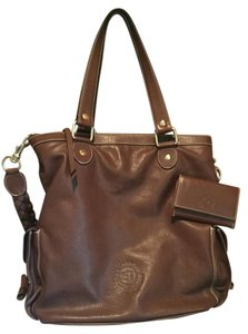 Le Tanneur Tote in Brown