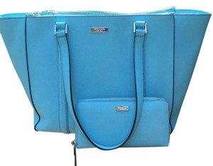 Kate Spade Tote in Atoll blue