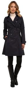 Lauren Ralph Lauren Trench Raincoat Large Trench Coat