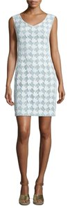 Tory Burch short dress White Mint on Tradesy