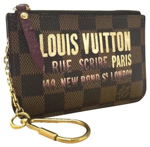 Louis Vuitton Limited Edition Cles Damier wallet