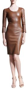 The Row short dress Brown Chanel Gucci Prada Stella Mccartney Hermes on Tradesy