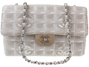 Chanel Nude Cross Body Bag