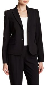 Calvin Klein Size 12 New Without Tags Tailored Black Jacket