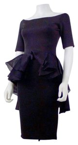 Ludmila Corlateanu Little Peplum Dress