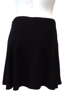BCBGMAXAZRIA Lucy Mini Skirt Black