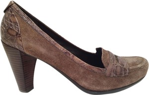 Franco Sarto Light Lt. Brown Pumps