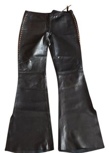 Roberto Cavalli Boot Cut Pants Black