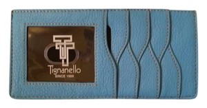 Tignanello Wristlet in Sky Blue