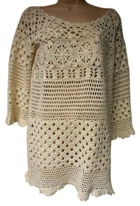 Lucky Brand Tunic Long Sweater