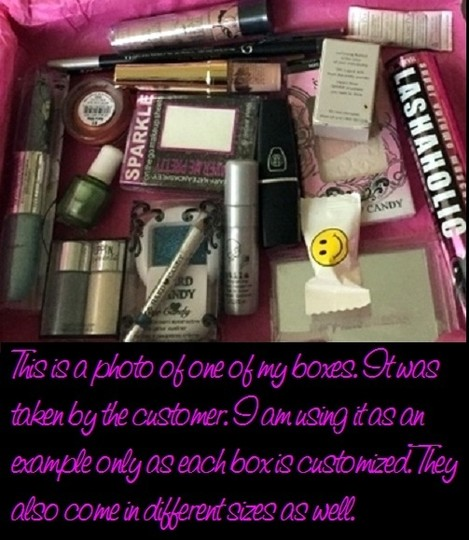 Other Beauty Bundle Makeup Box - Customized Mystery Style - 12+ Items