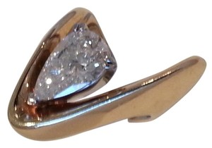 2.12 Carat Pear Shaped Diamond Ring