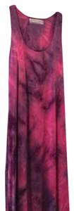 Pink Maxi Dress by T-Bags Los Angeles