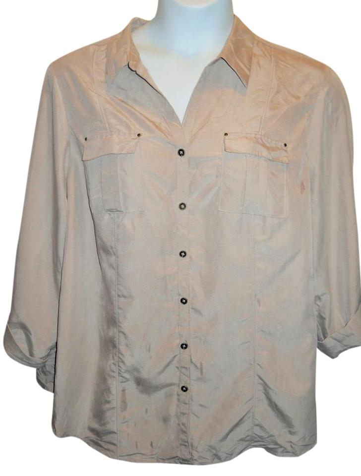 Roz & Ali & Button Down Shirt
