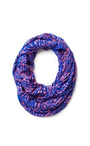 Lilly Pulitzer Lilly Pulitzer Riley Infinity Loop Scarf Rollin In The Grass 1sz
