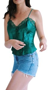 Victoria's Secret Vintage Top Emerald