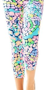 Lilly Pulitzer Brand New Gypsy jungle Luxletic Leggings