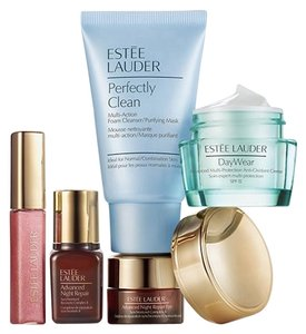 Estée Lauder 5pcs Estee Lauder daywear Advanced Night Repair Anti Aging travel