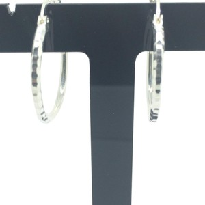 Other Sterling Silver Hoop Earrings ~30mm