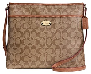 Coach File Massenger Cross Body Bag