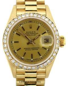Rolex LADIES ROLEX PRESIDENTIAL DATEJUST WATCH WITH ROLEX BOX & APPRAISAL