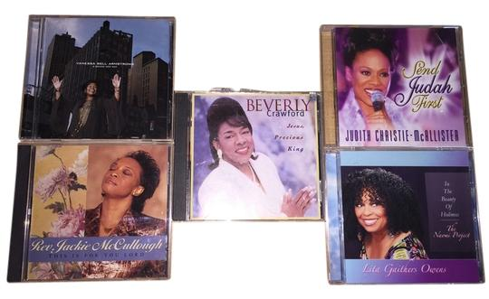 Other Gospel Women of God 5- CD Set; Vanessa Bell Armstrong, Rev, Jackie McCullogh, Beverly Crawford, Judith Christie-McAllister, Lita Gaithers Owens [ SisterSoul Closet ]