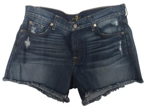 7 For All Mankind Cut Off Shorts THR