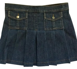Juicy Couture Mini Skirt Denim