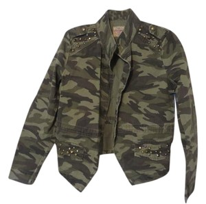 Highway Jeans Army Fatigue Jacket