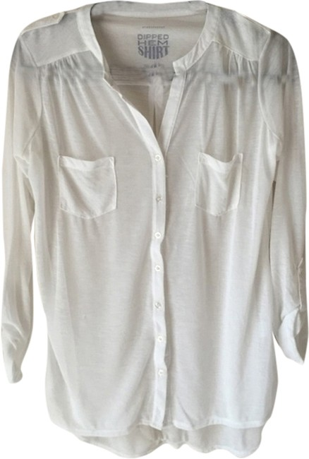 Preload https://item4.tradesy.com/images/primark-sheer-blouse-button-up-button-down-shirt-1947883-0-0.jpg?width=400&height=650