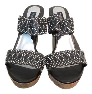 White House | Black Market Black Wedges