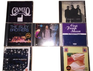 Other FUNK POWER 7- CD SET; Cameo, The Isley Brothers, The Dazz Band, Con Funk Shun, Jeffery Osborne [ SisterSoul Closet ]