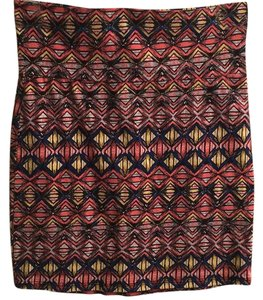 Charlotte Russe Mini Skirt Multi