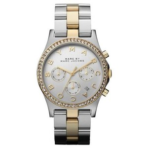 Marc Jacobs Marc by Marc Jacobs Women's Henry Chrono Watch MBM3197