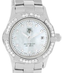 TAG Heuer TAG Heuer Aquaracer Mother of Pearl Diamond Ladies Watch WAF1416