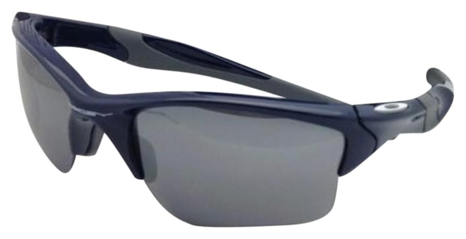 3f272388c3 Oakley OAKLEY Sunglasses HALF JACKET 2.0 XL OO9154-24 Blue w Black Iridium  Image ...