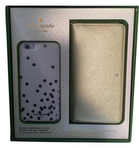 Kate Spade Kate Spade iPhone 6/6S Plus Case & Clutch Wristlet