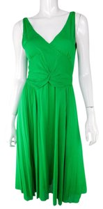 Marc Jacobs Sleeveless A-line Formal Dress