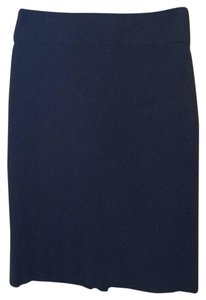 Banana Republic Pencil Fitted Professional Skirt Black