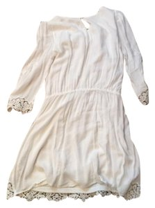 Sugarlips short dress White on Tradesy