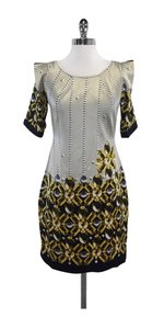 Yoana Baraschi short dress Jewel Print Short Sleeve on Tradesy