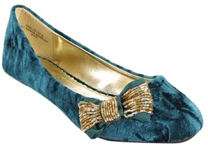 Bamboo Sea Blue Flats